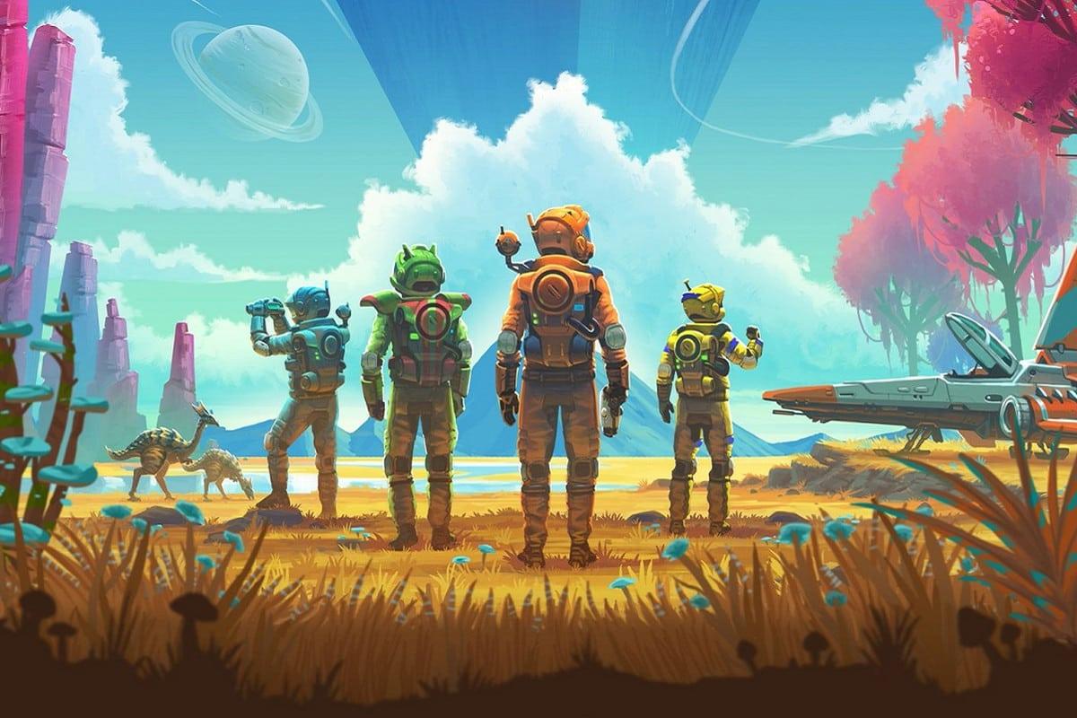 El nuevo tráiler de No Man's Sky ofrece un primer vistazo a la jugabilidad multijugador