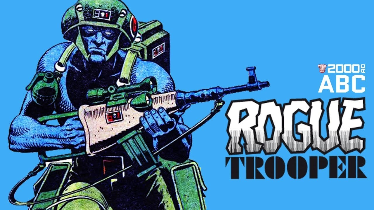 Duncan Jones y Rebellion confirman la película Rogue Trooper
