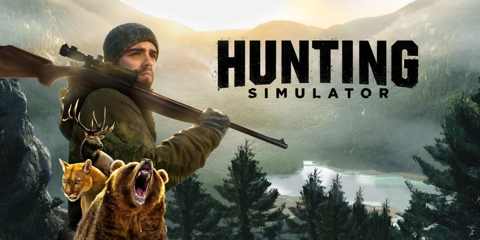Hunting Simulator ahora disponible en Nintendo Switch