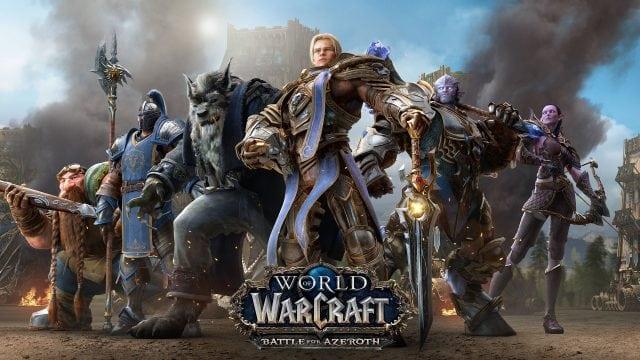 World of Warcraft: Battle for Azeroth Pre-Patch llega la próxima semana