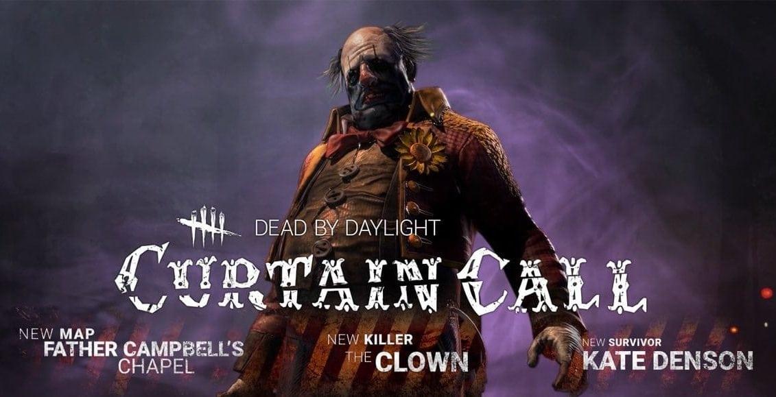 El DLC Curtain Call ahora está disponible para Dead by Daylight