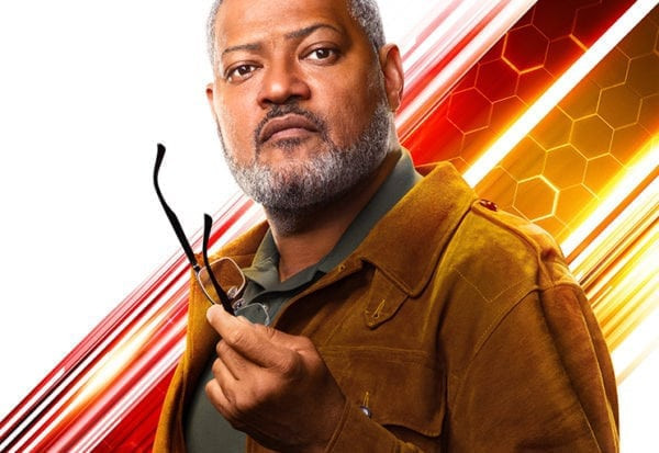 A Laurence Fishburne de Ant-Man and the Wasp le gustaría