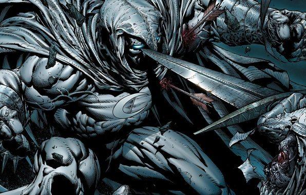 Ross Marquand de The Walking Dead quiere interpretar a Marvel's Moon Knight