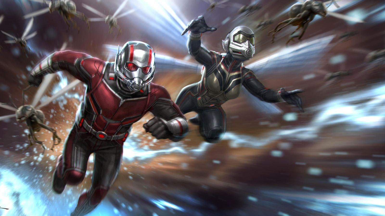 El director de Marvel Ant-Man and the Wasp sobre la perspectiva de Ant-Man 3