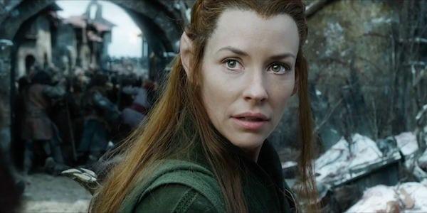 Evangeline Lilly se retiró de la actuación hasta que The Hobbit la animó a volver