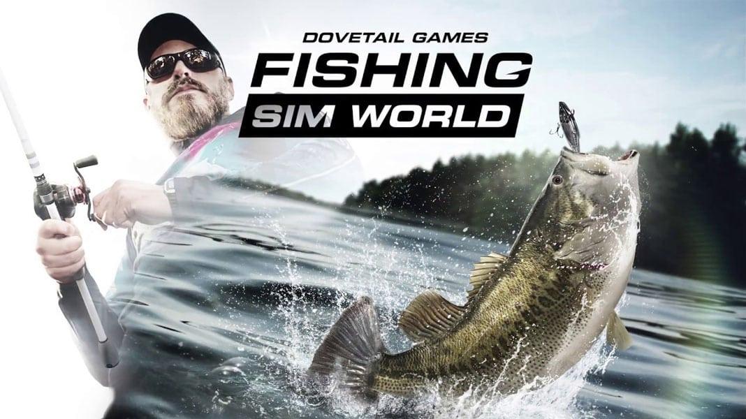 Fishing Sim World llegará a PC y consolas este septiembre