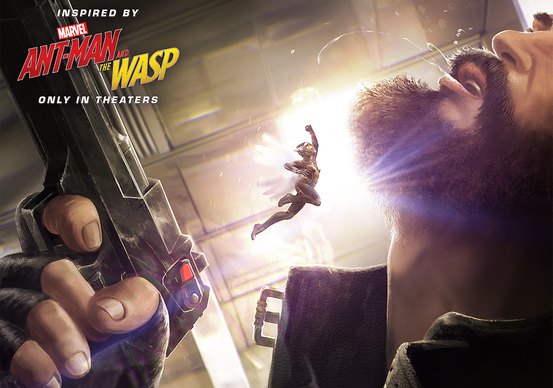 The Wasp se une a la pelea en Marvel Contest of Champions