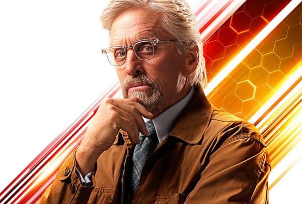 Michael Douglas ha dado su explicación para el enorme éxito de Marvel