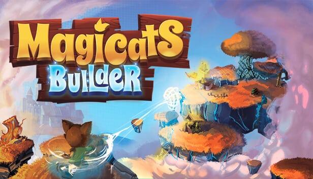 La aventura de plataformas MagiCats Builder llega a Steam, iOS y Android la próxima semana