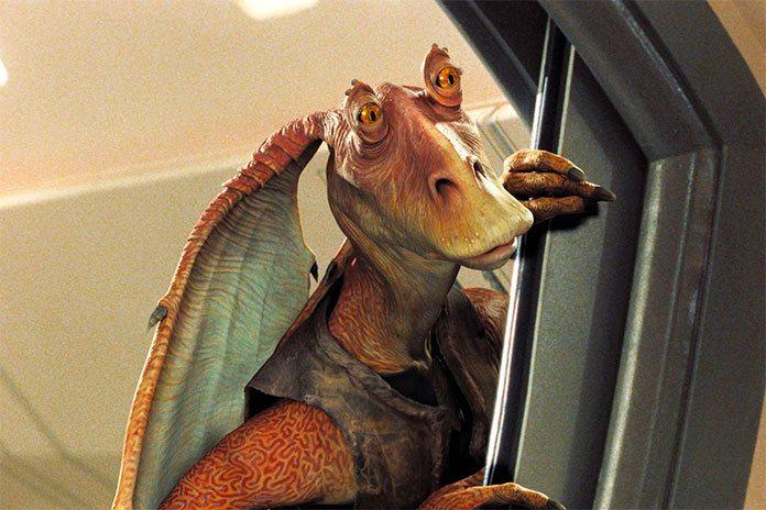 El actor Jar Jar Binks se suicidó después de la reacción violenta de Star Wars