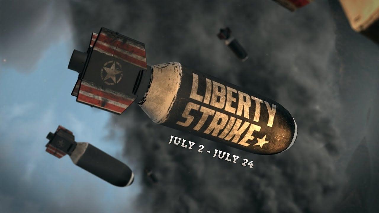 Call of Duty: evento comunitario de la Segunda Guerra Mundial 'Liberty Strike' en marcha