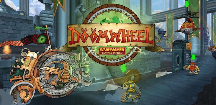 Warhammer: Doomwheel celebra con una venta en Google Play y App Store