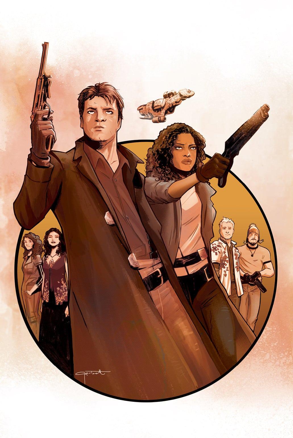 ¡Firefly de Joss Whedon listo para un regreso a los cómics por cortesía de Boom!  Estudios