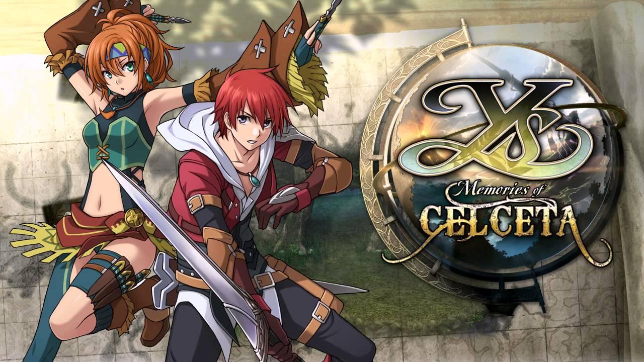 Fecha de lanzamiento anunciada para Ys: Memories of Celceta