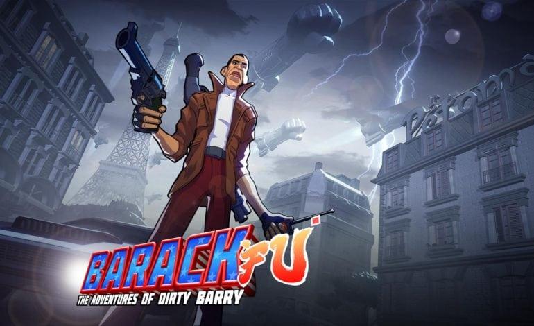 El lanzamiento físico de Shaq-Fu: A Legend Reborn incluye el juego de bonificación Barack Fu: The Adventures of Dirty Barry