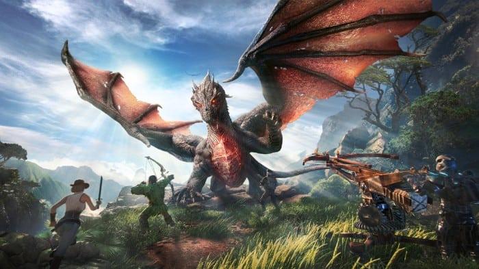 El DLC de Pterosaur Hill llega para ARK Park