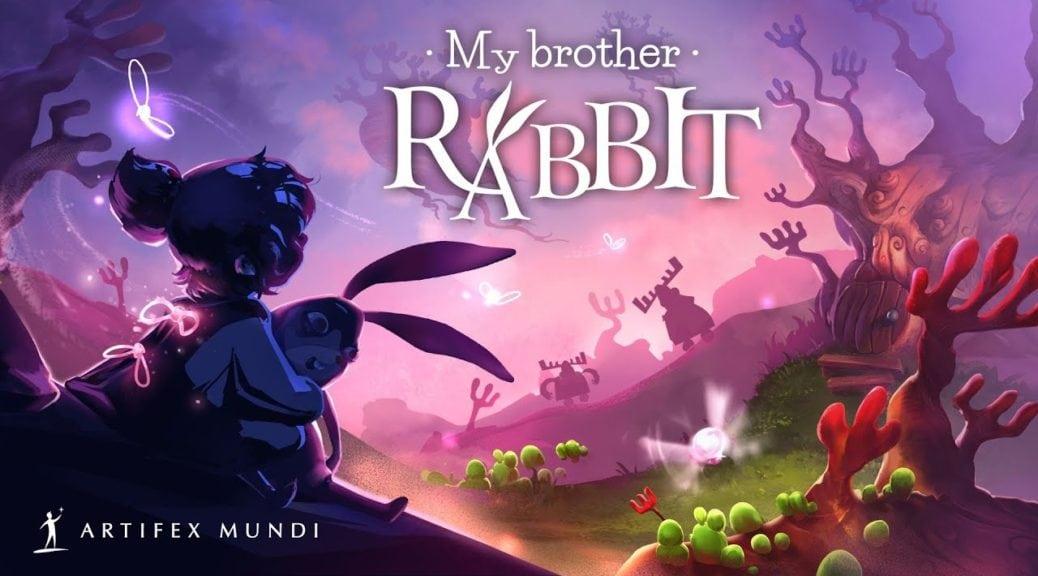 La aventura conmovedora My Brother Rabbit llega a PC y consolas a finales de este año
