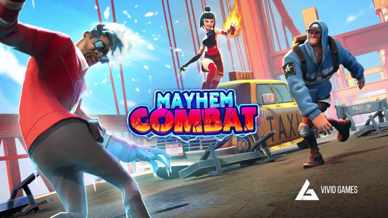 Intensas batallas en la arena llegan a la App Store con Mayhem Combat