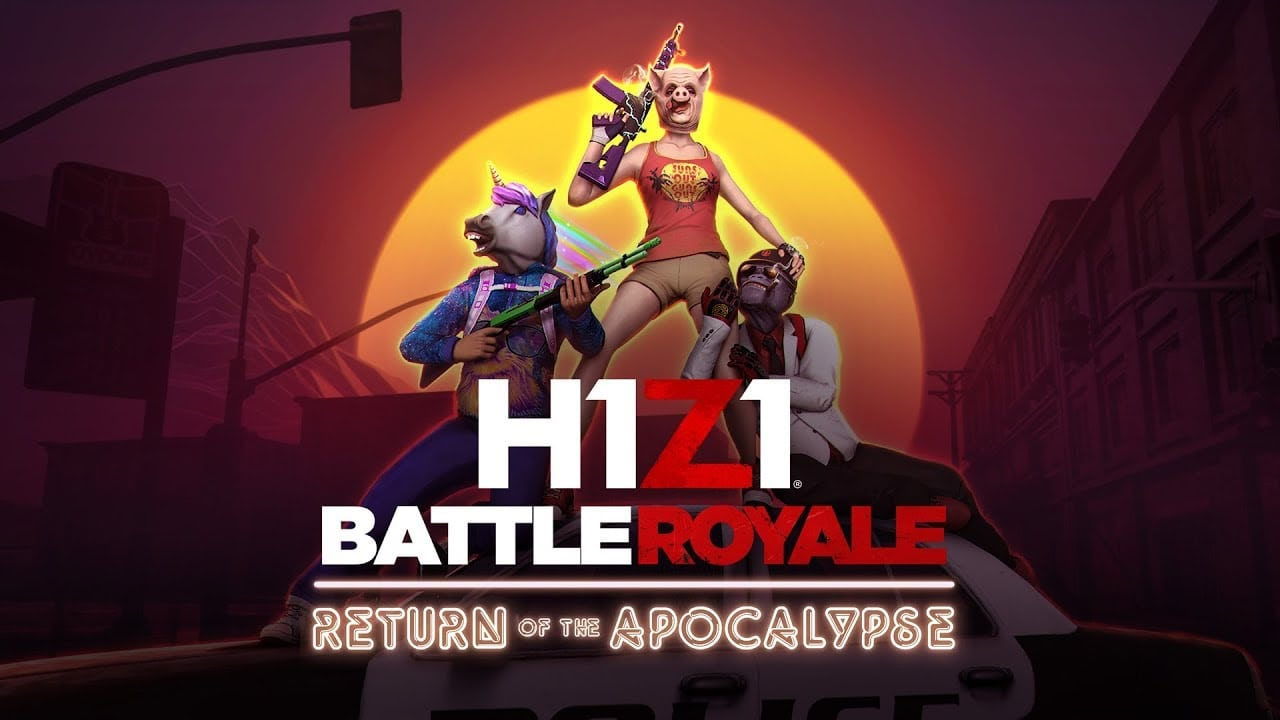 Nueva actualización para H1Z1 Battle Royale trae un nuevo mapa
