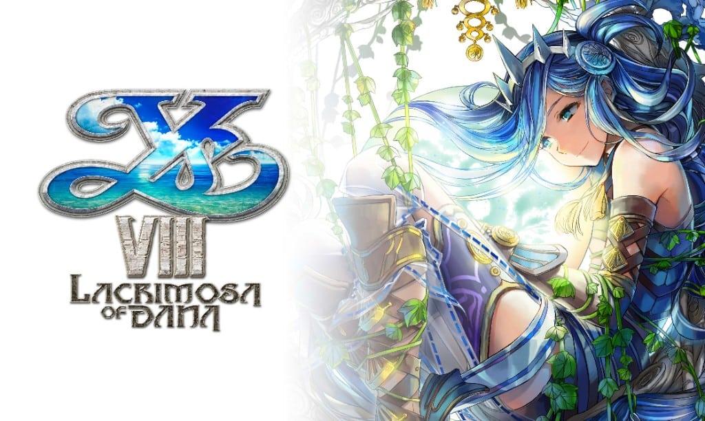 Ys VIII: Lacrimosa de DANA ahora disponible en Nintendo Switch