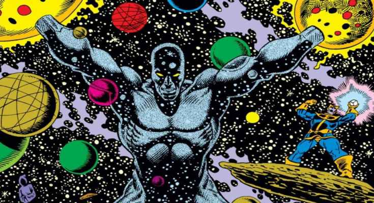 Rumor: Kronos de Eternals aparecerá en Avengers 4