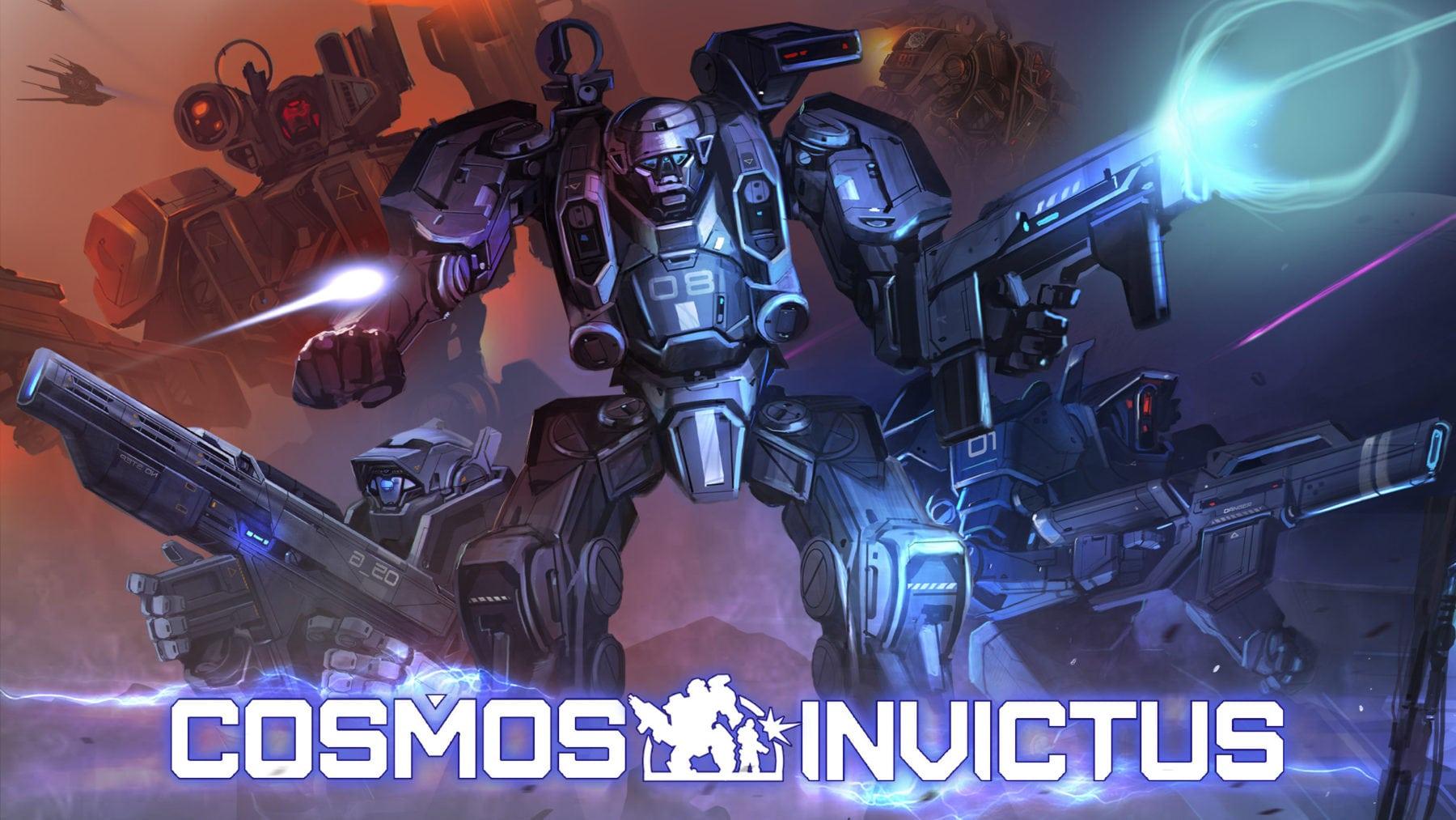 Cosmos Invictus llega a Steam Early Access este miércoles gratis