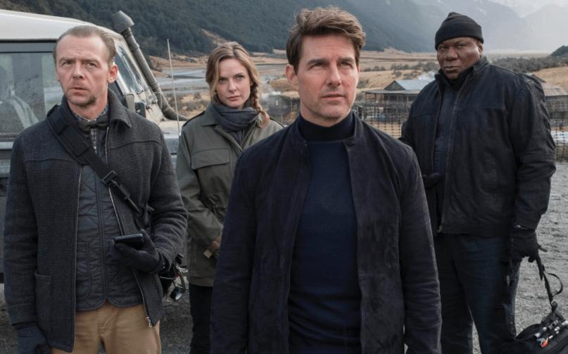 Simon Pegg espera regresar para Mission: Impossible 7
