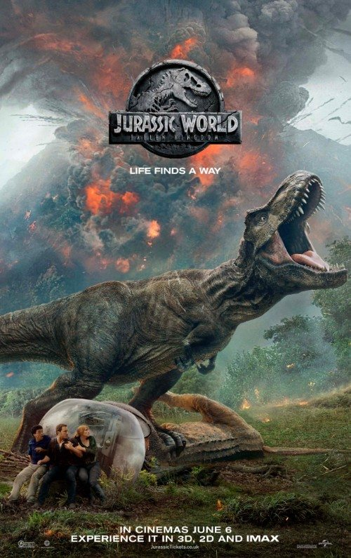 Jurassic World: Fallen Kingdom se abre a $ 150 millones a nivel nacional, pasa $ 700 millones en todo el mundo