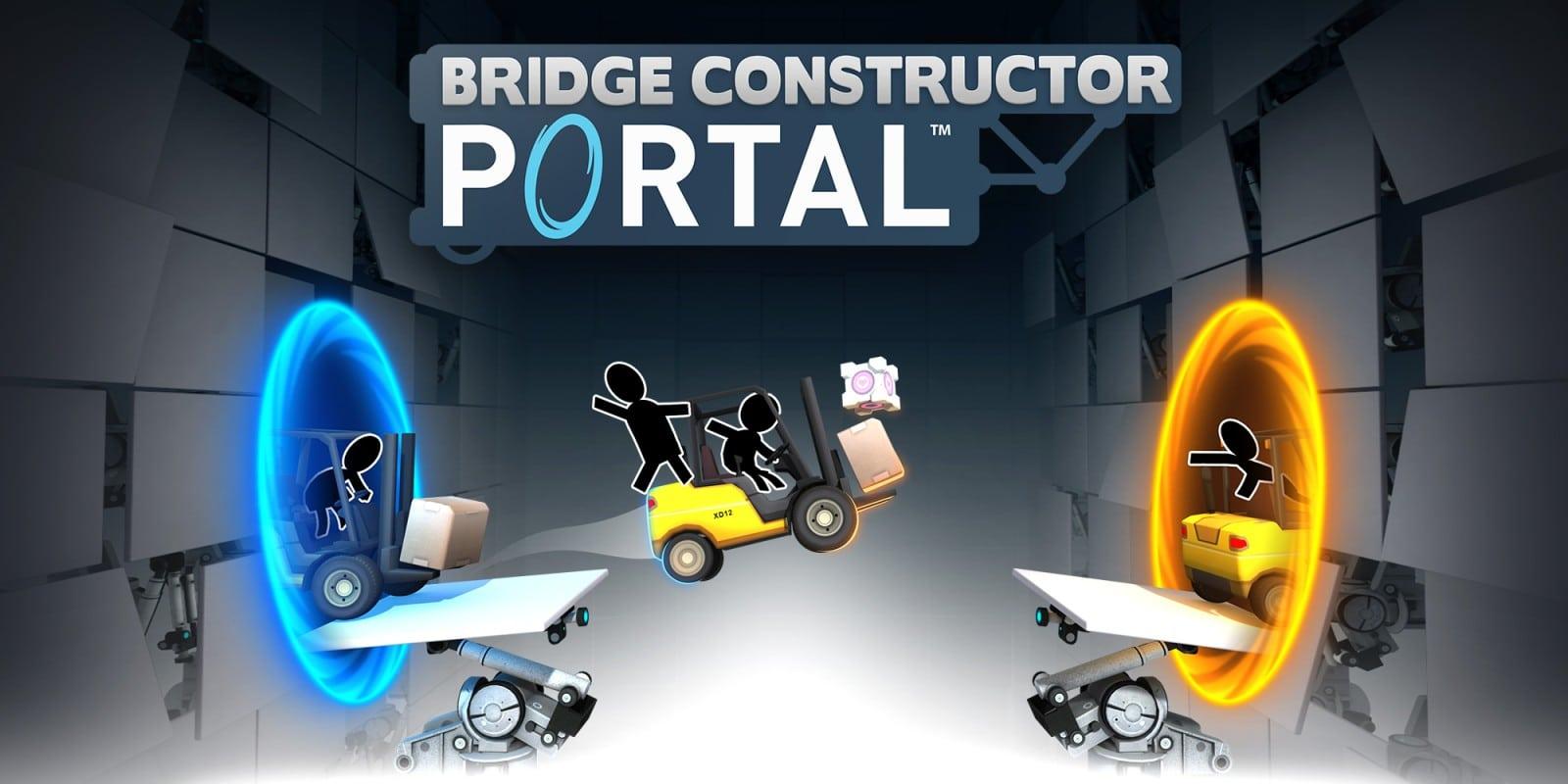 Bridge Constructor Portal llegará a las tiendas este verano para Xbox One y Playstation 4