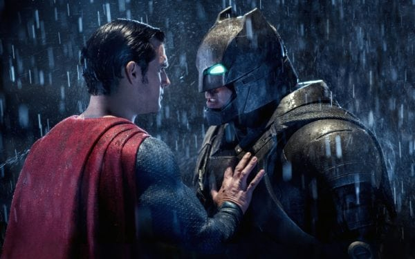 El cinematógrafo de Batman v Superman dice que las severas críticas de la película