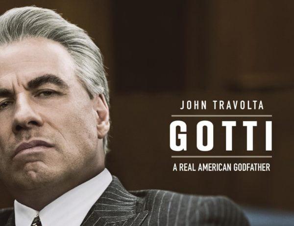 La promoción de Gotti llama a los críticos de cine 'trolls detrás de los teclados' después de un puntaje de Rotten Tomatoes del 0%
