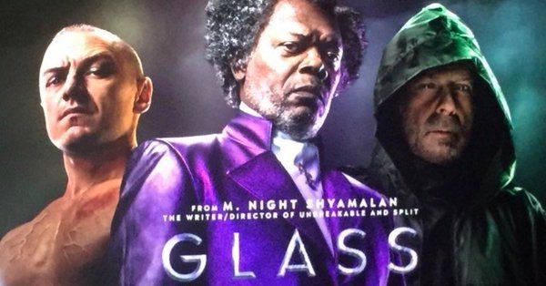 Venom, Spider-Man: Into the Spider-Verse, Glass y Halloween llegarán a la Comic-Con