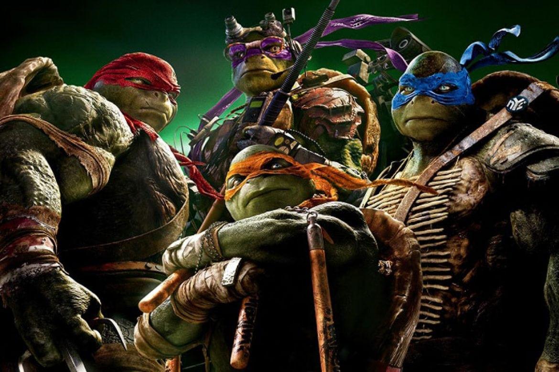 Cowabunga?  Nuevo reinicio de la película Teenage Mutant Ninja Turtles
