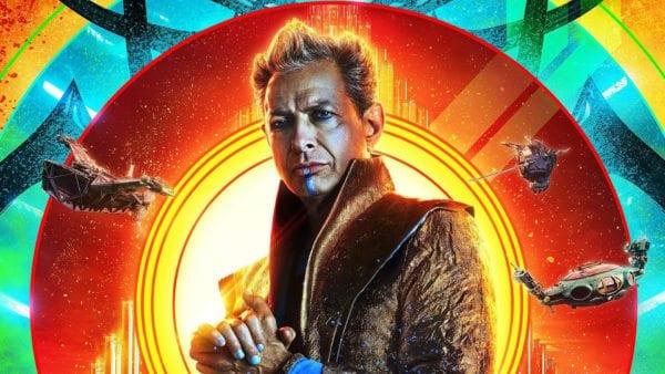 A Jeff Goldblum le encantaría protagonizar una película en solitario de Grandmaster
