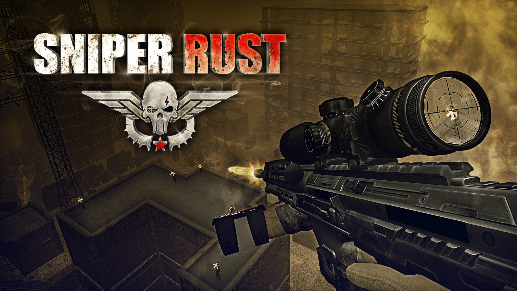 Sniper Rust VR llega a Oculus Store y Steam
