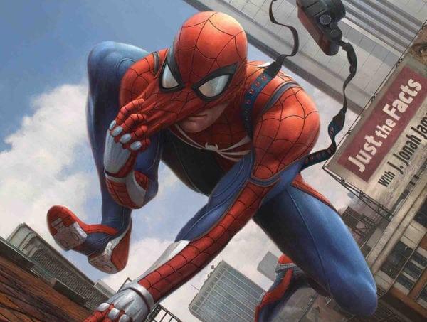 Spider-Man de Insomniac se unirá al canon de cómics de Marvel con Spidergeddon