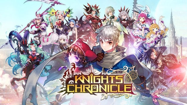 RPG móvil Knights Chronicle ahora en Google Play y App Store