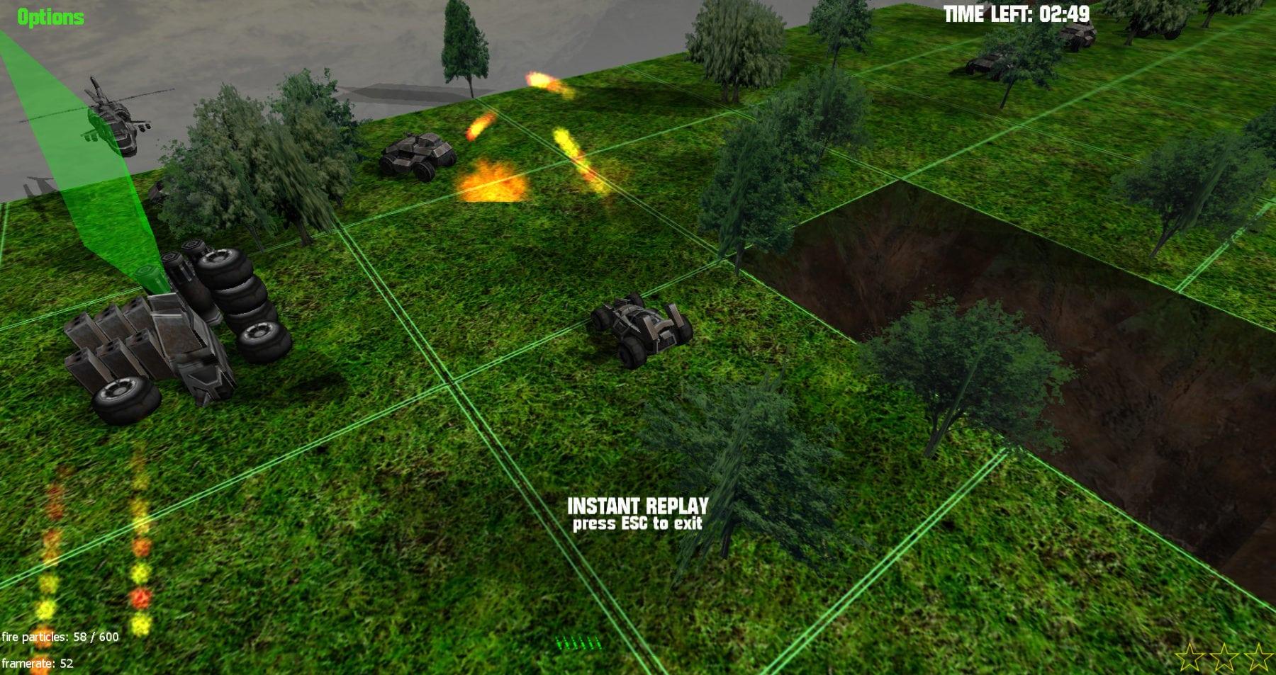 El rompecabezas de acción The General Retreats llega a Steam e Itch.io