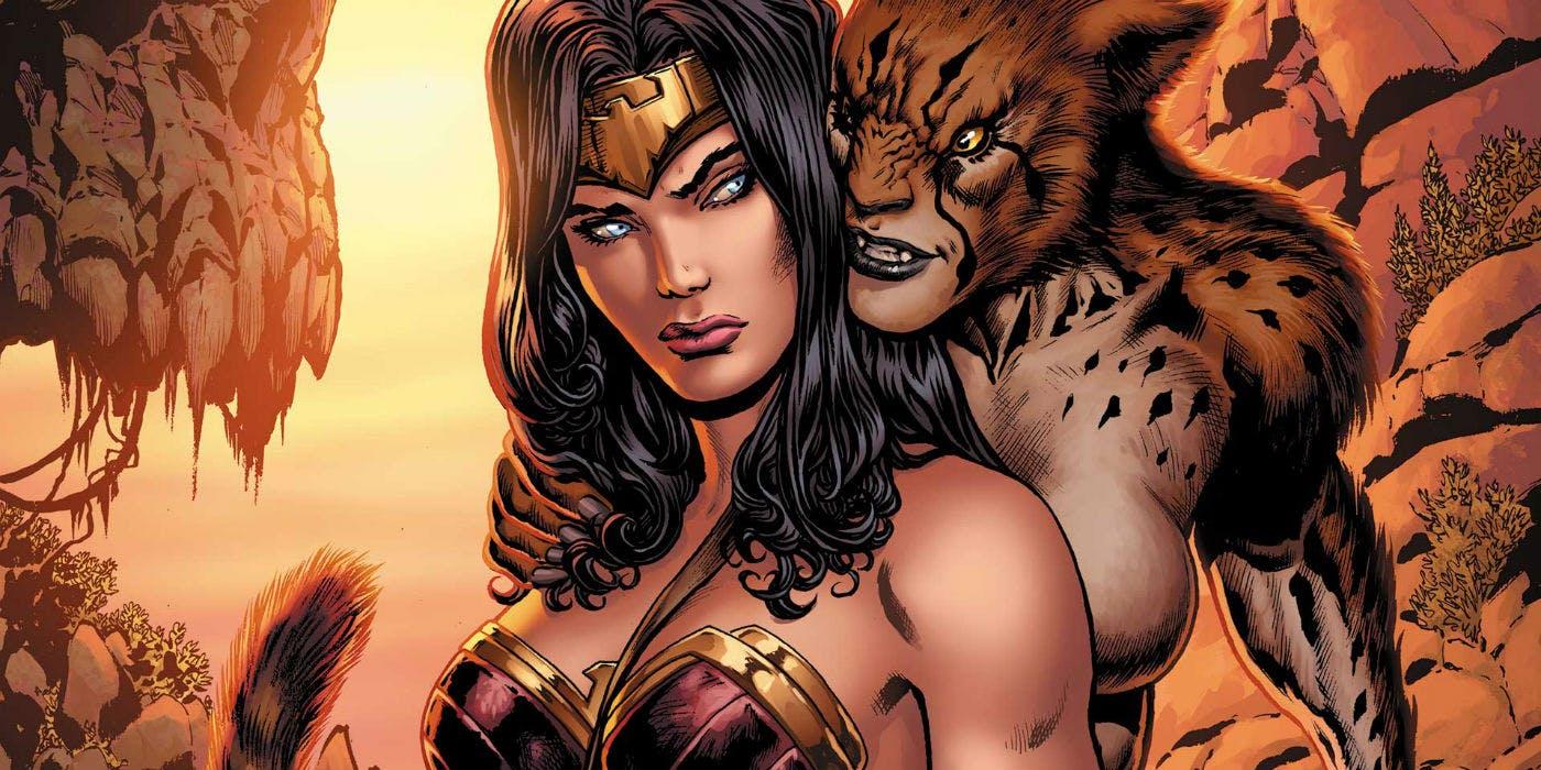 Según los informes, la información sobre el papel de Cheetah en Wonder Woman 1984 se revela cuando las primeras fotos llegan en línea