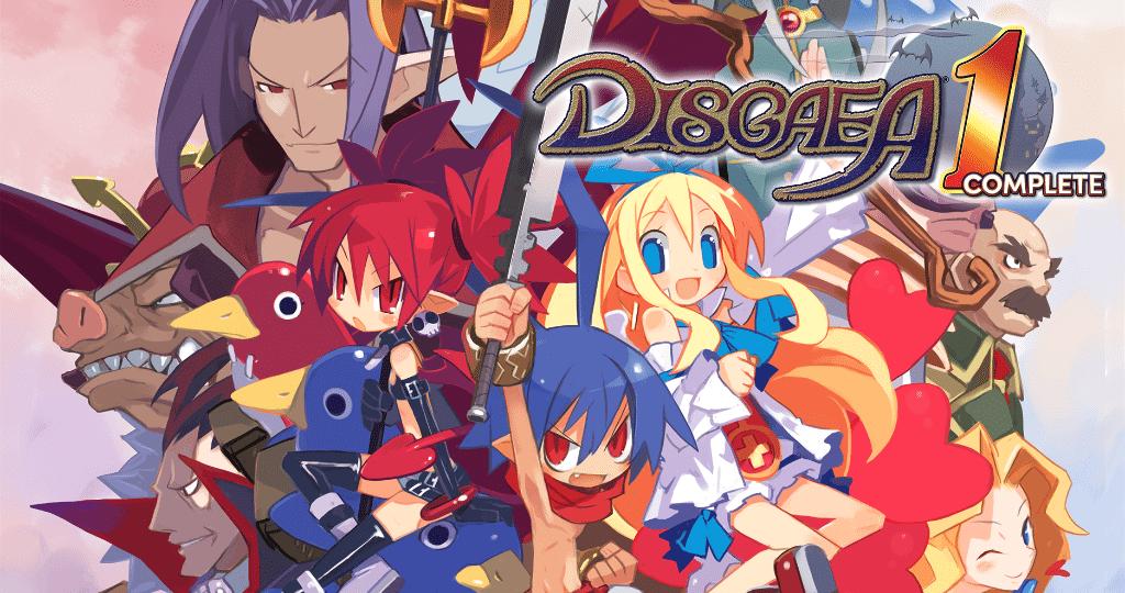 Fecha de lanzamiento de octubre anunciada para Disgaea 1 Complete en Switch y PS4