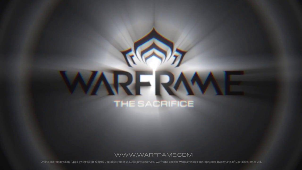 La misión Sacrificio llegará esta semana a Warframe