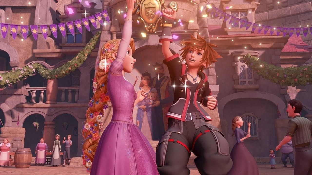 Frozen llega a Kingdom Hearts III cuando finalmente se revela la fecha de lanzamiento