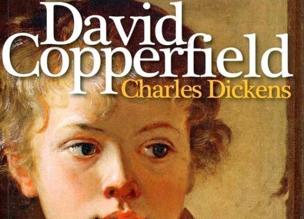 La filmación comienza en La historia personal de David Copperfield, de Armando Iannucci
