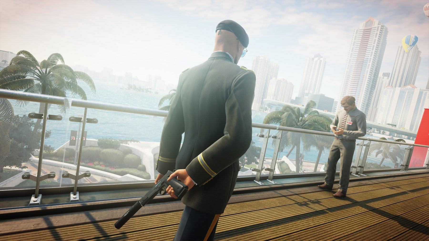 Warner Bros. Interactive Entertainment e IO Interactive anuncian Hitman 2