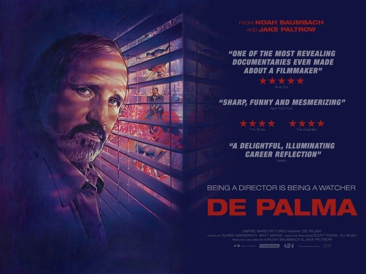 ACTUALIZACIÓN: Brian De Palma desarrolla el horror inspirado en Harvey Weinstein