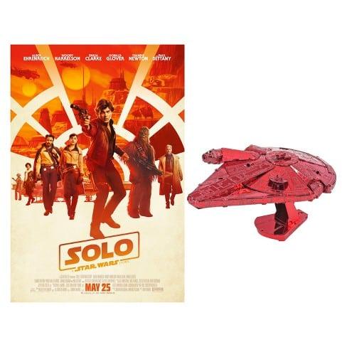 Solo: Una portada de Star Wars Story 4K Ultra HD Steelbook revelada