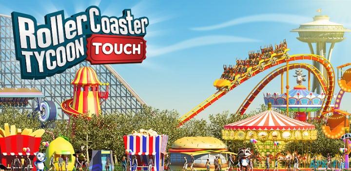 RollerCoaster Tycoon Touch presenta el modo de juego Escenarios