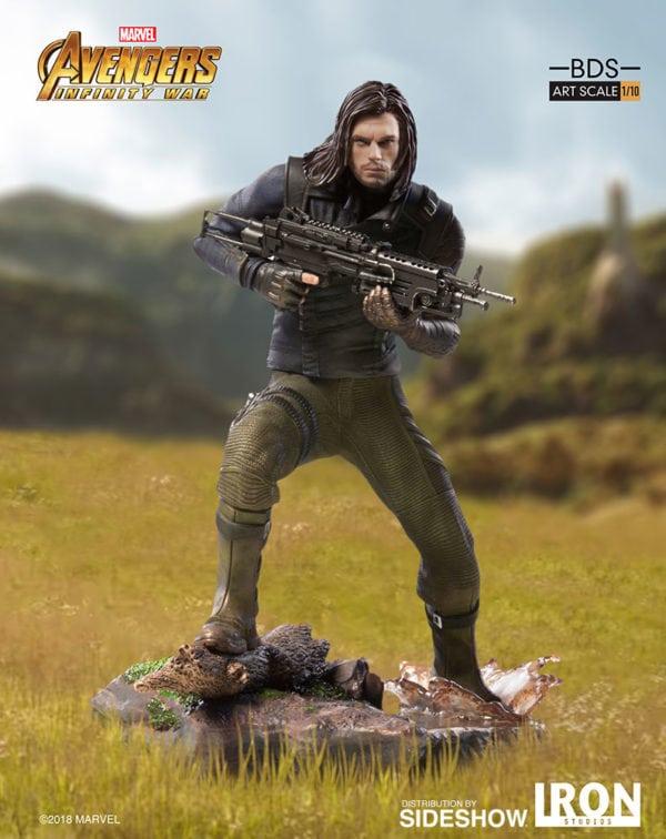 Marvel-Avengers-Infinity-War-Winter-Soldier-Statue-2-600x756