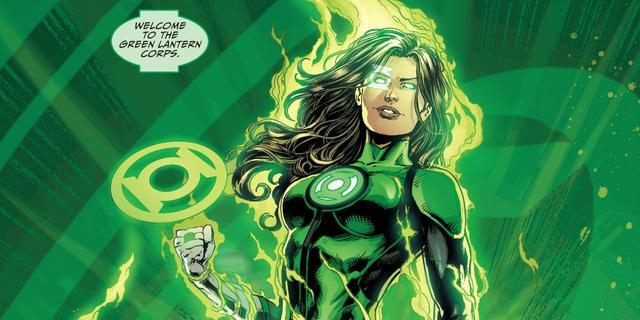 Rumor: Green Lantern Corps se centrará en Jessica Cruz y Simon Baz
