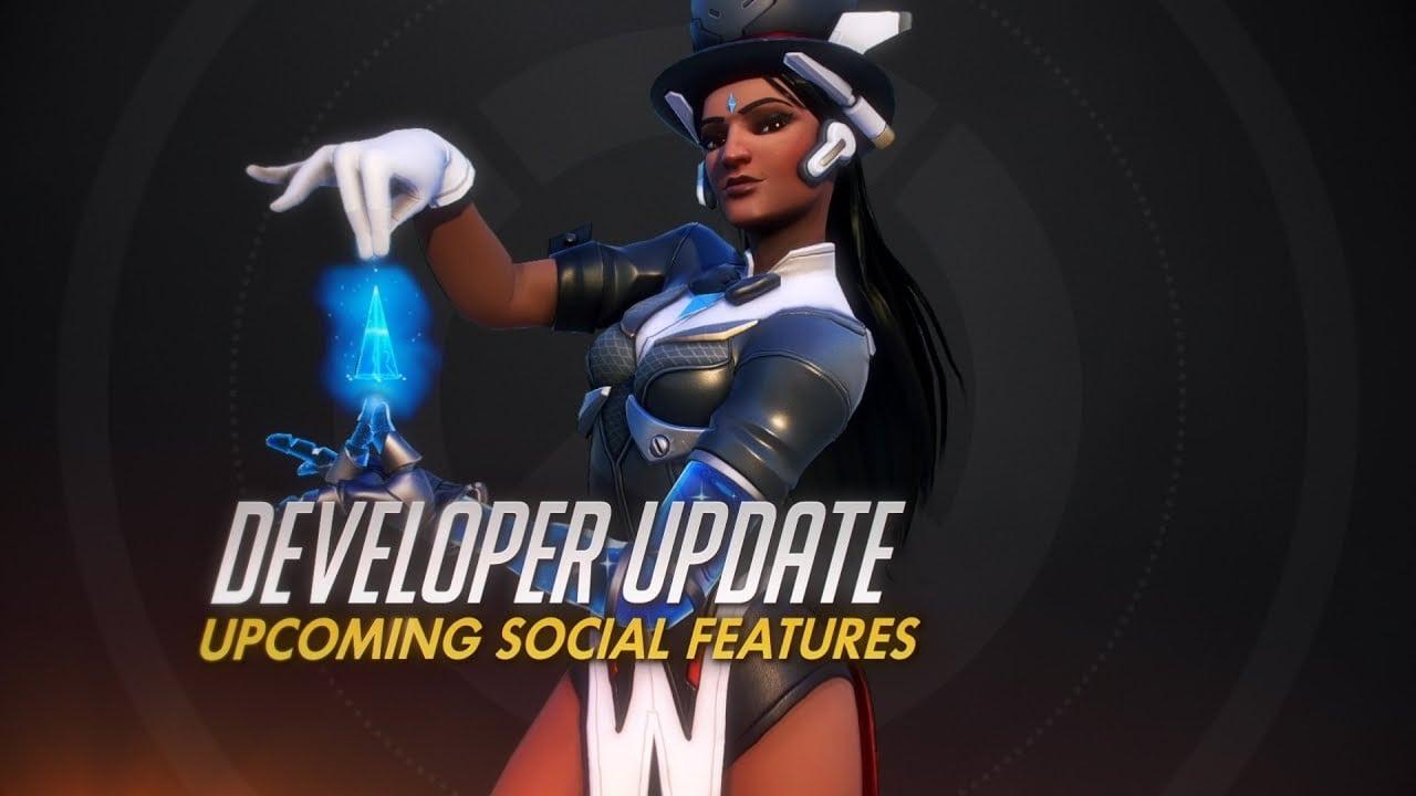 Overwatch Patch 1.25 permite a los jugadores respaldar a otros para un juego positivo y mucho más